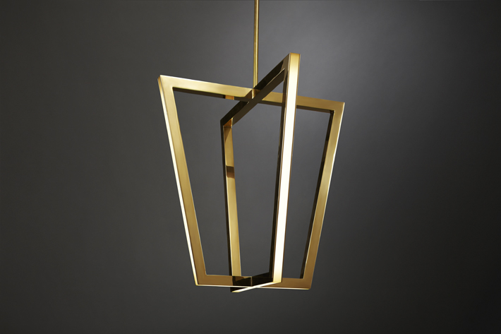Quadrix 4.0 Pendant by Christopher Boots