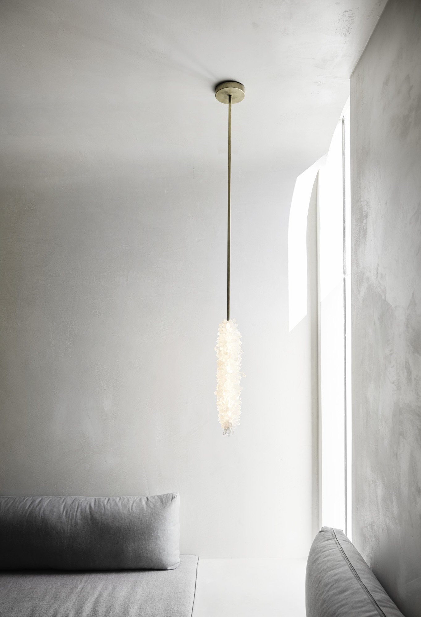 Stalactite Pendant by Christopher Boots