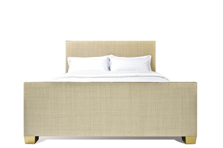 Rafia Bed by Scala Luxury