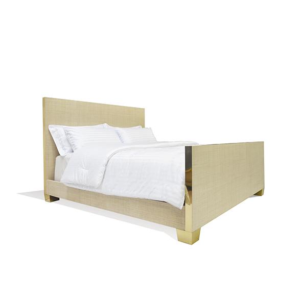 Raffia-Bed