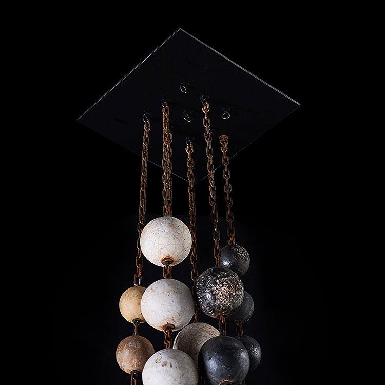 Black Cluster by Kelly Farley