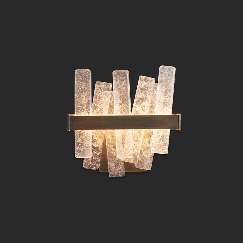 Aquitaine Sconce – 10″, 18″ by Coup Studio