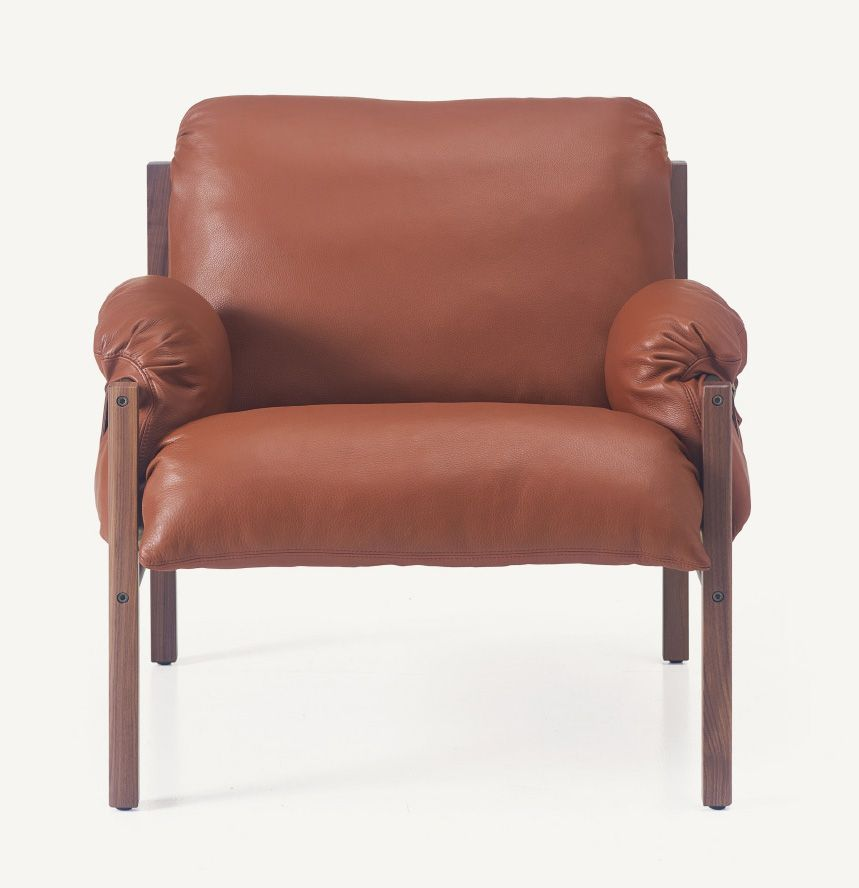 Sling Club Chair by BassamFellows