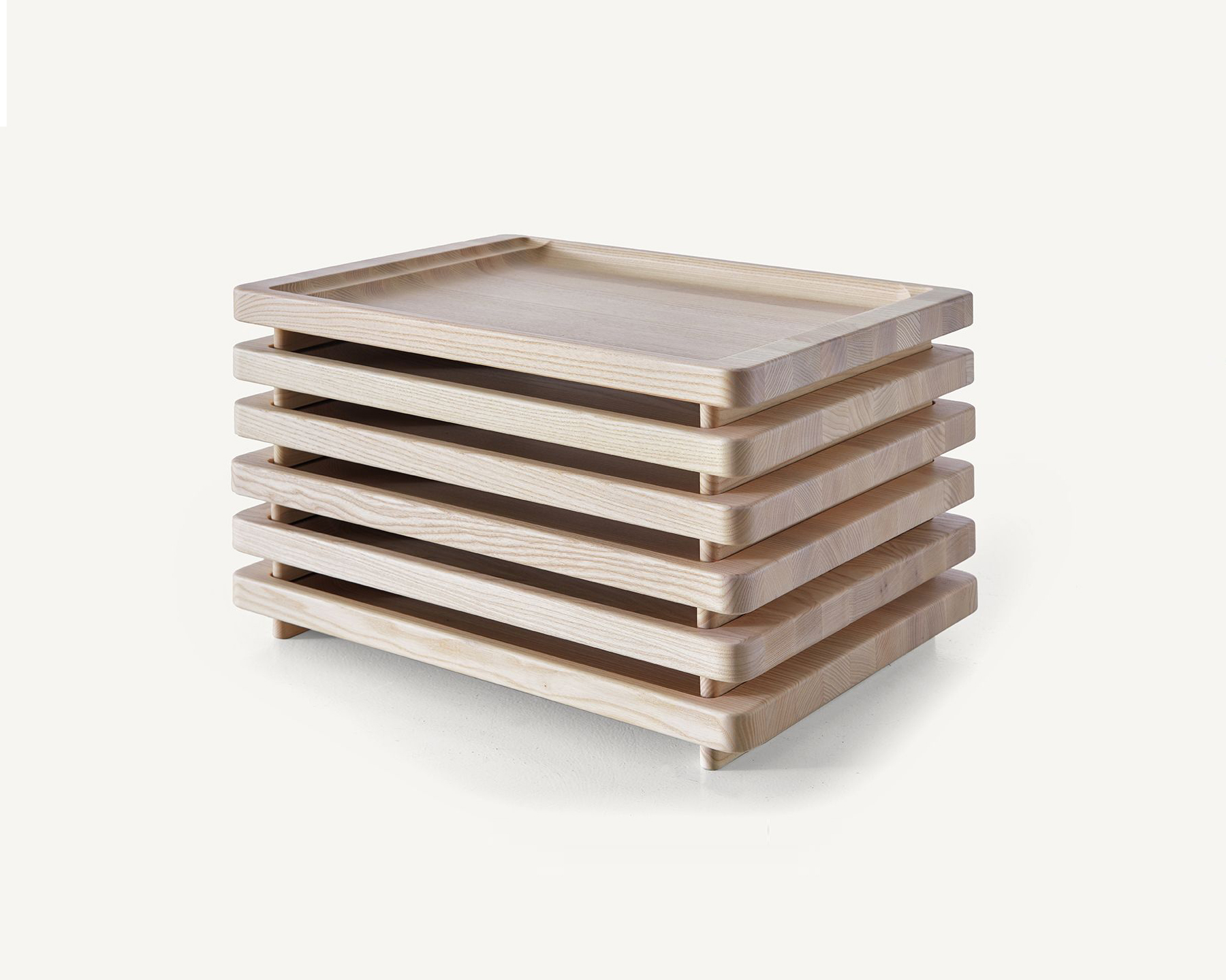 Stacking Trays by BassamFellows