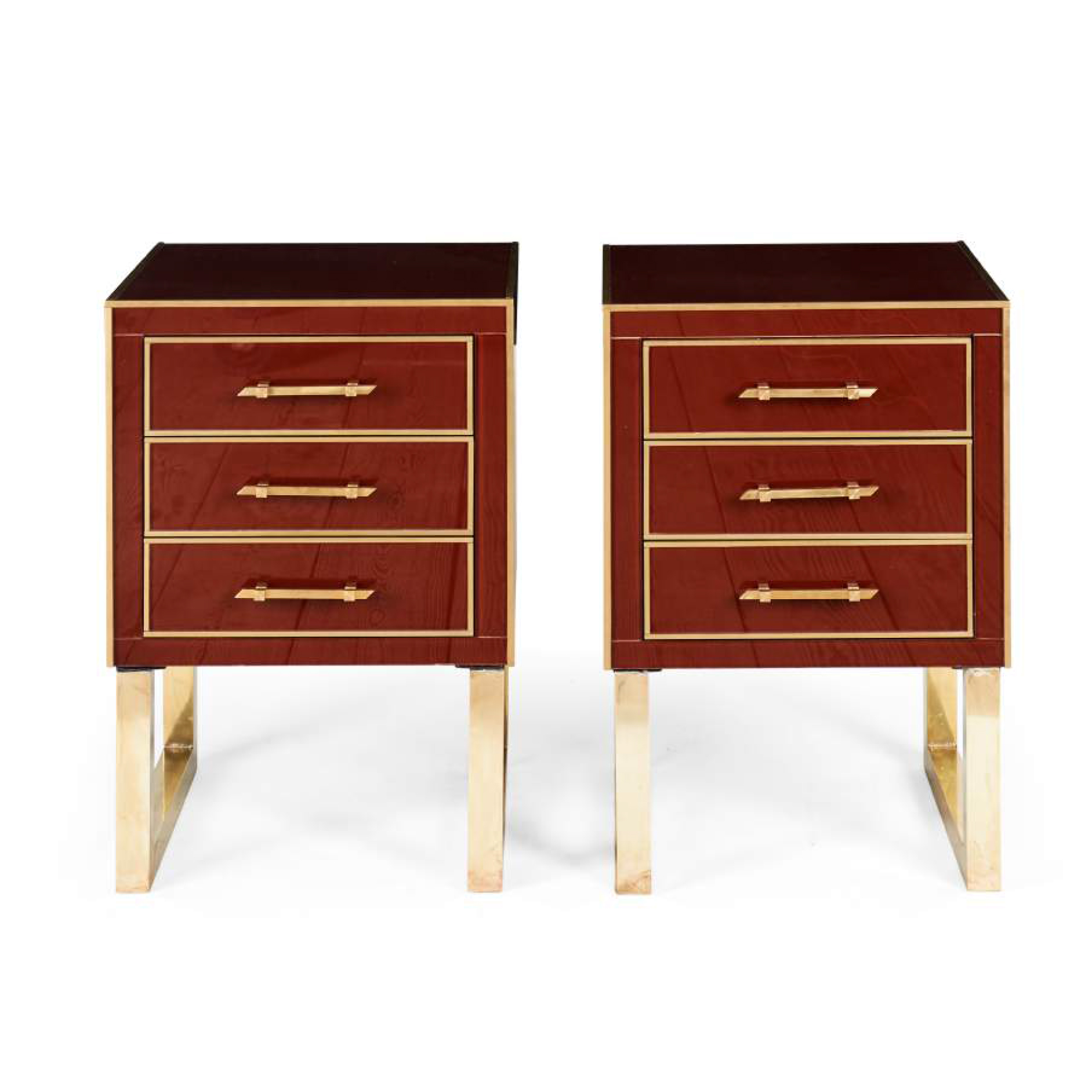 Pair of Buoi Chest of Drawers
