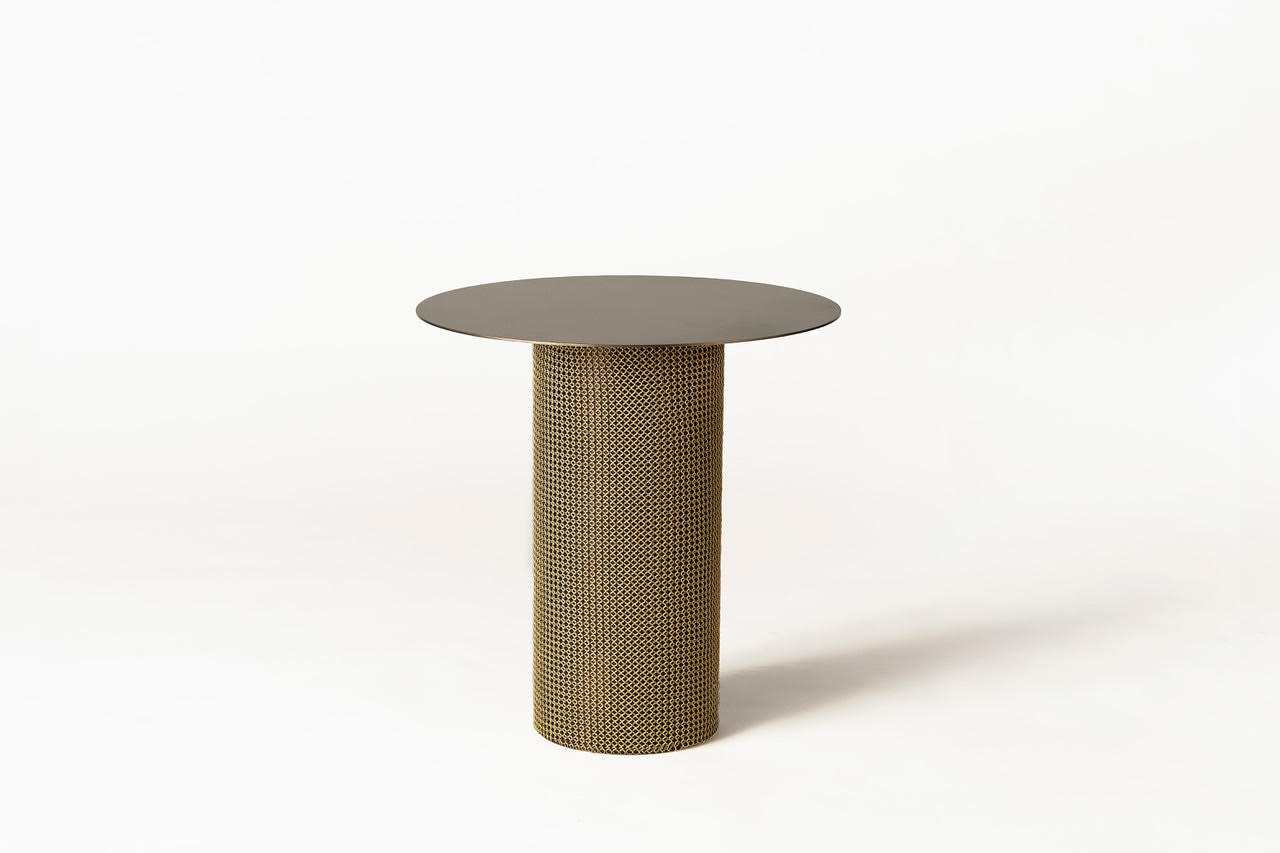 Armor Side Table by konekt