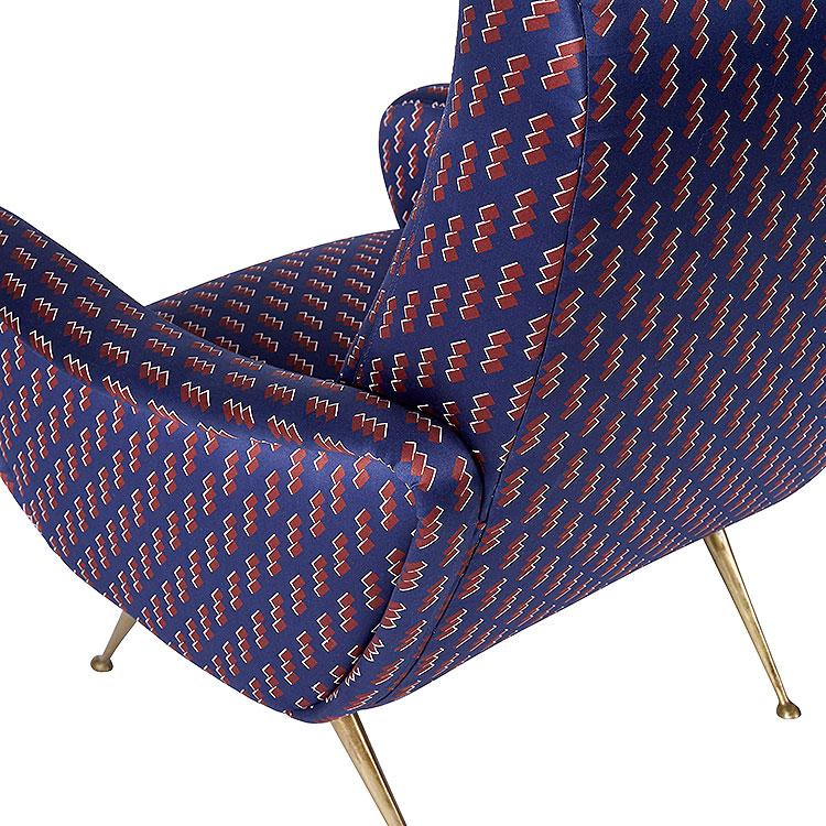 Pair of Zac Club Chairs