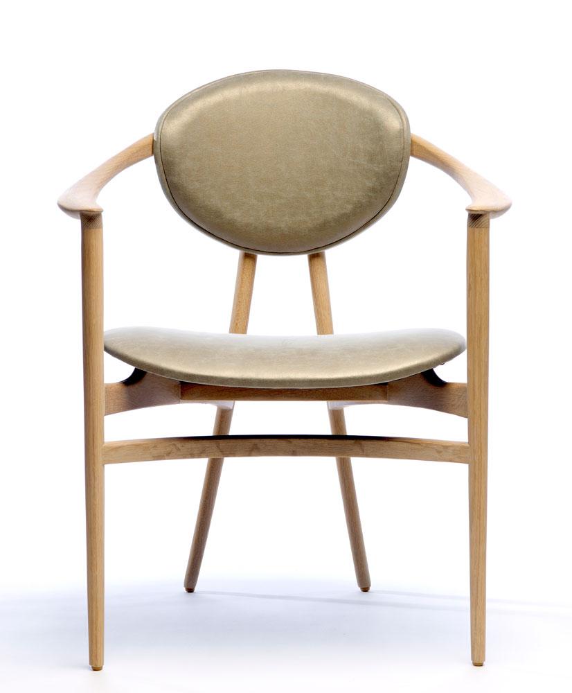 Bianca Arm Chair by konekt