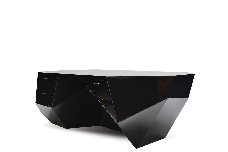 Diabolo Desk by Scala Luxury