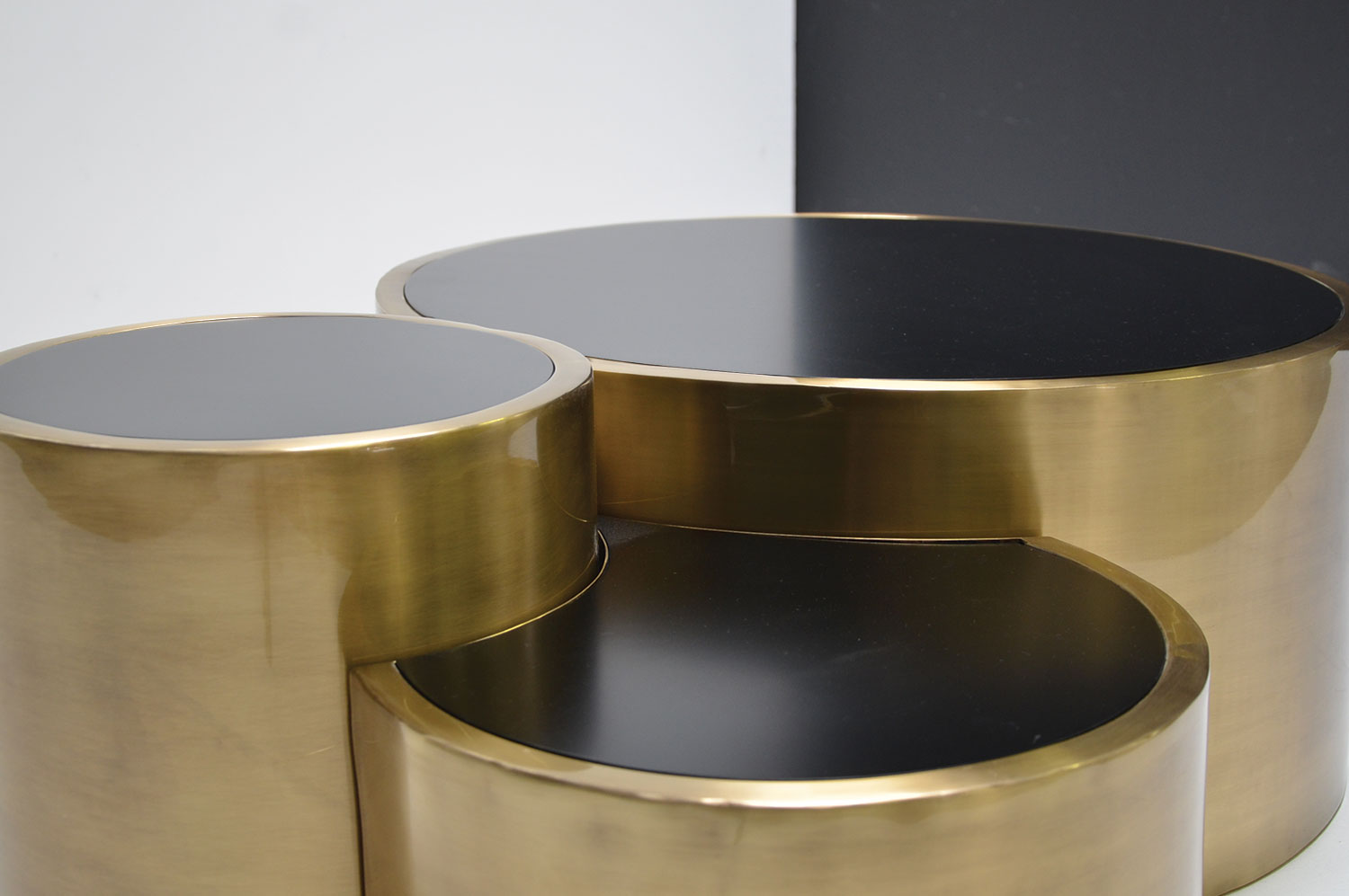 Polymorphic Brass Coffee Table By Scala Luxury Coup D Etat