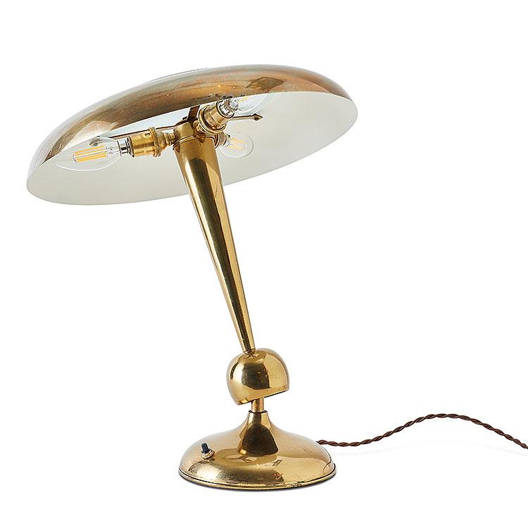Pivot Table Lamp