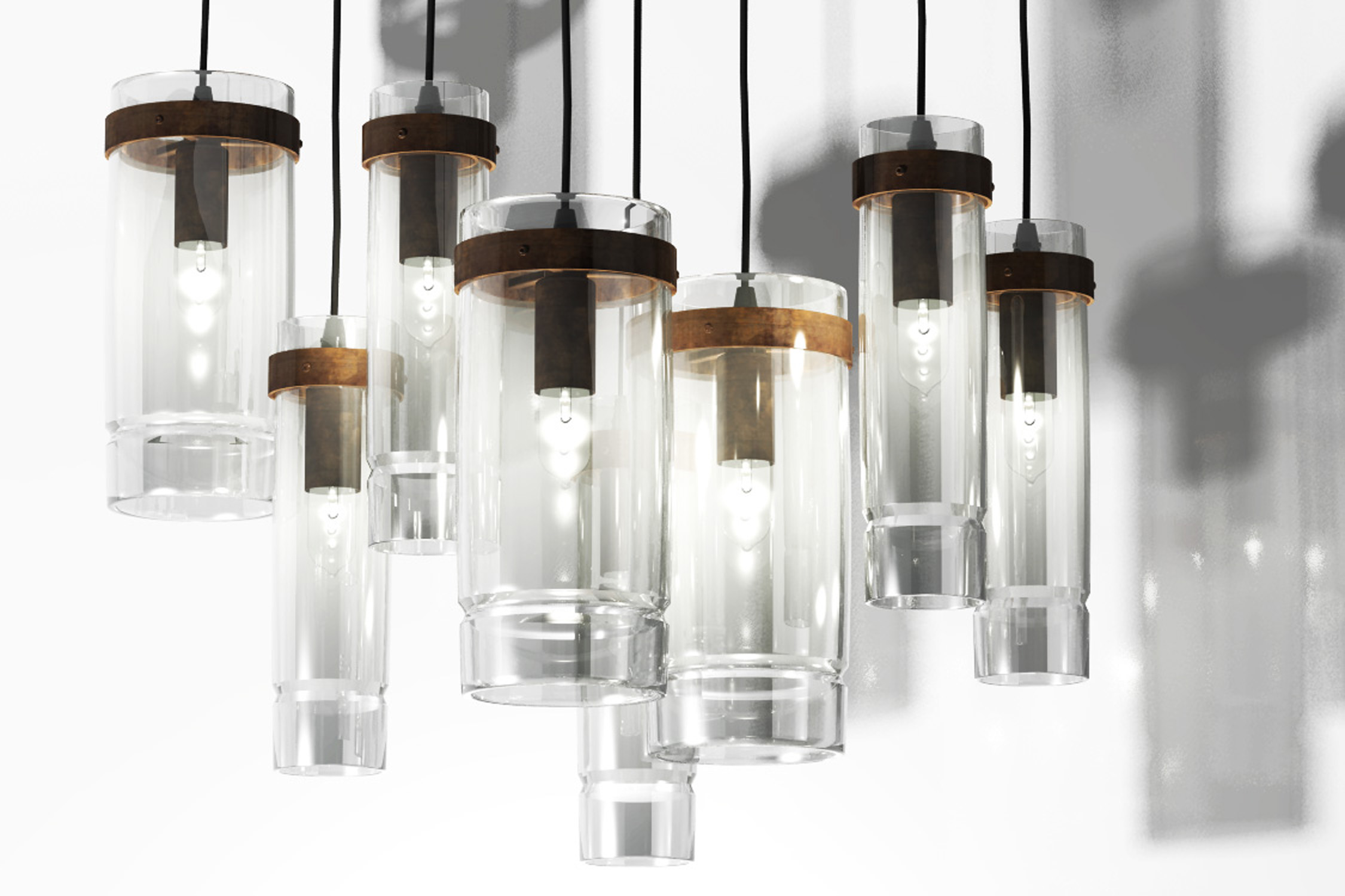Malibu Pendant by Magni Home Collection