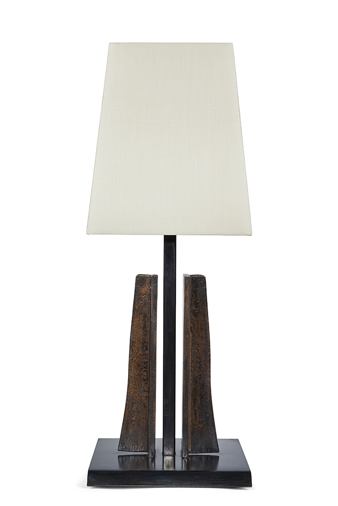 Ancre Table Lamp by Chuck Moffit
