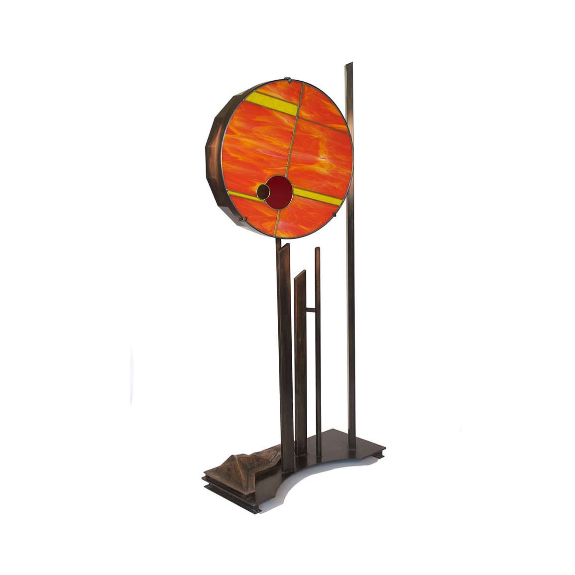 Dear Mr. Fantasy Floor Lamp by Chuck Moffit