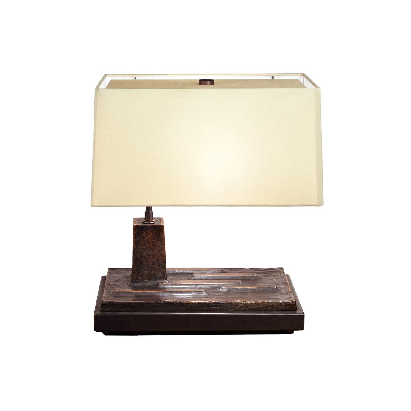Insurgo Table Lamp by Chuck Moffit