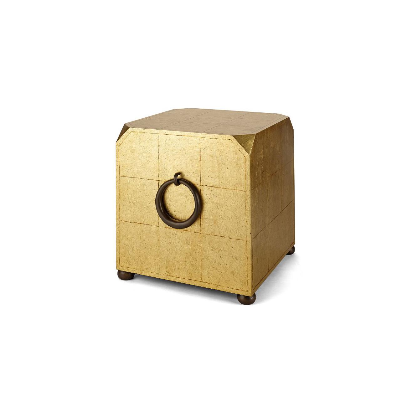 Cubo Side Tableby Jean De Merry