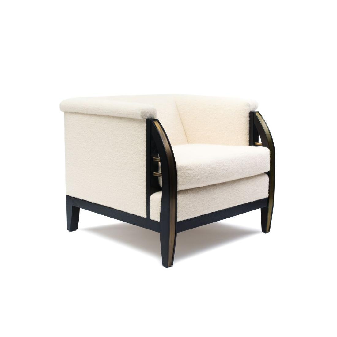 Evora Arm Chair by Jean De Merry