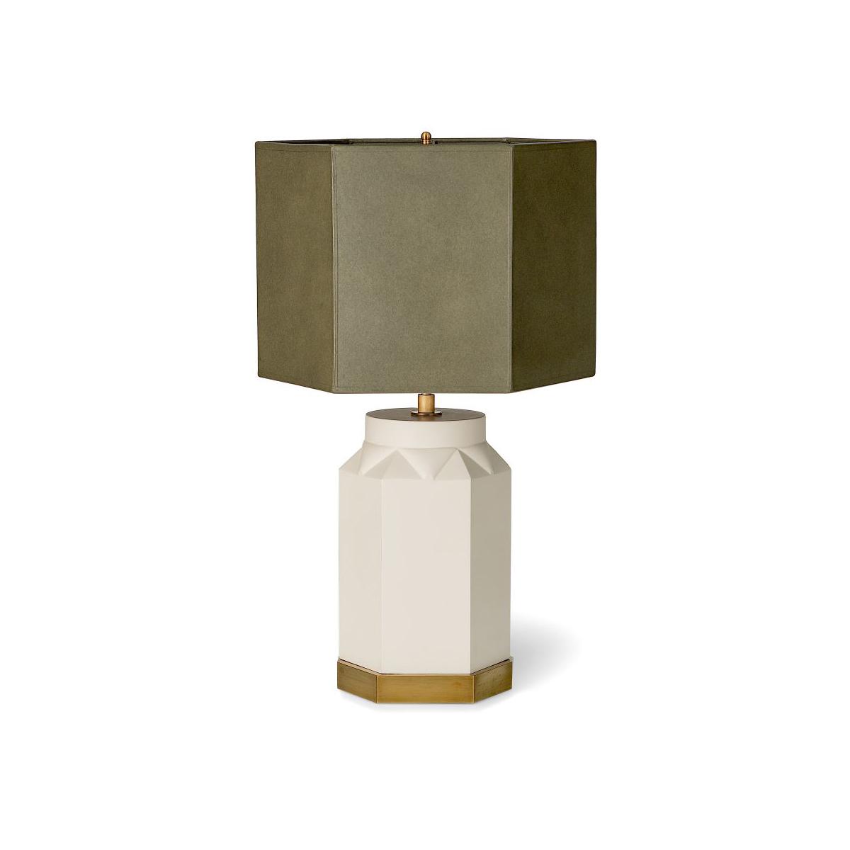 Hexa Table Lamp by Jean De Merry
