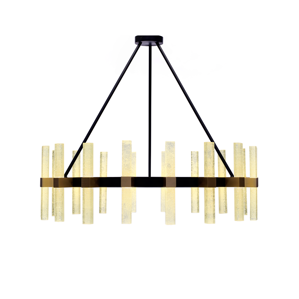 Laight Chandelier by Jean De Merry