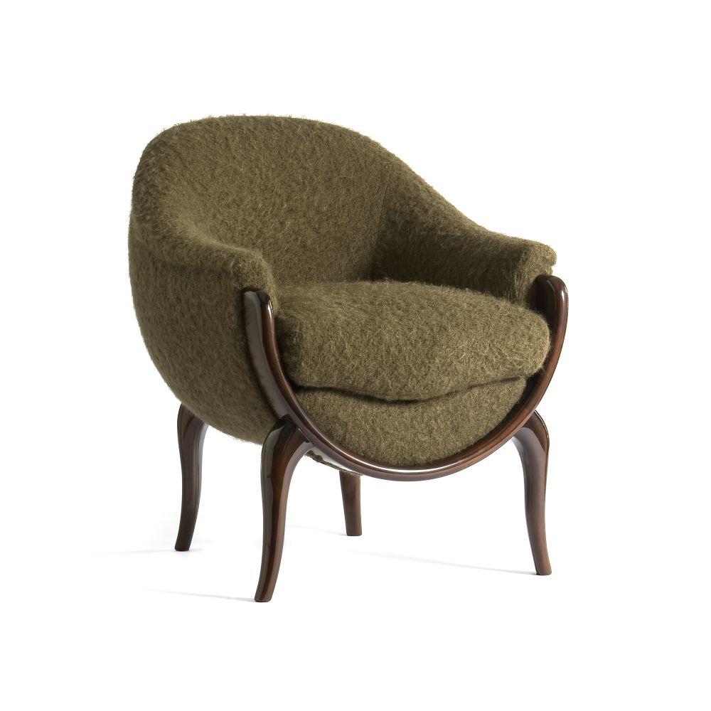 Lora Arm Chair by Jean De Merry