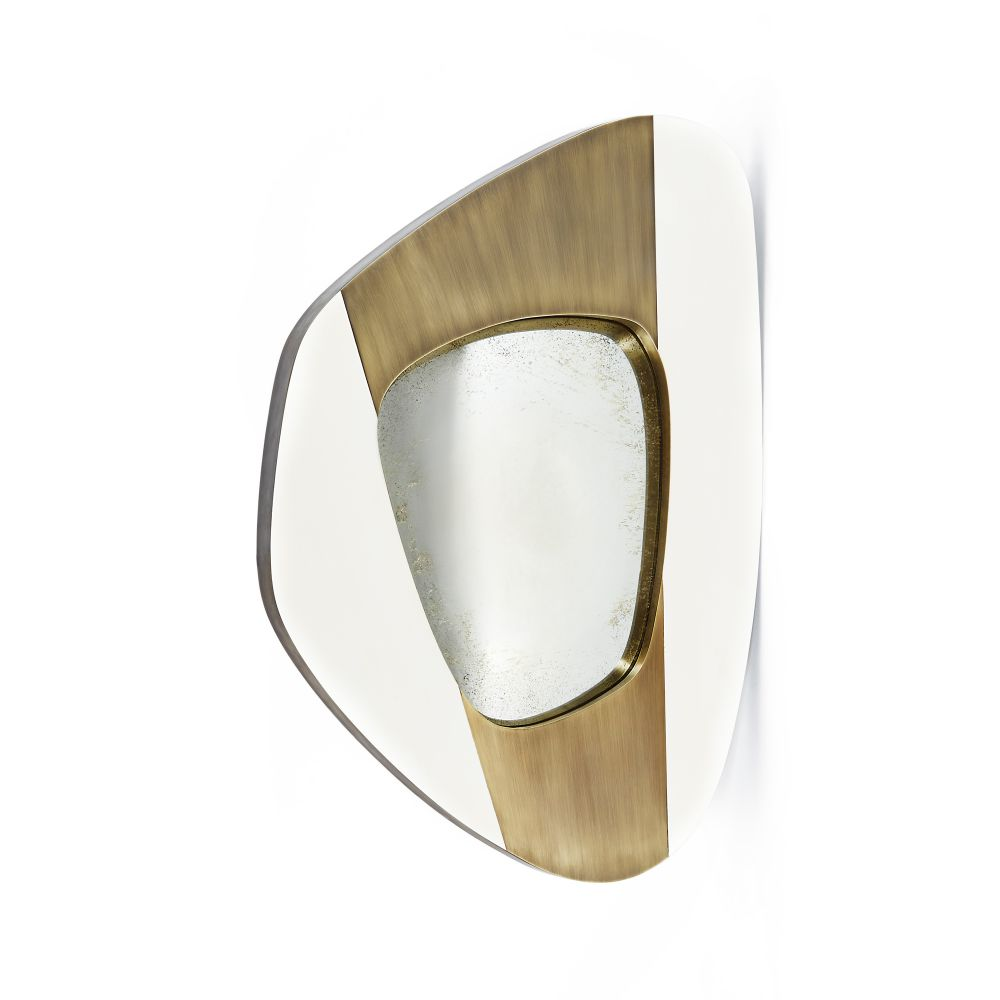 Orfeu Mirror by Jean De Merry