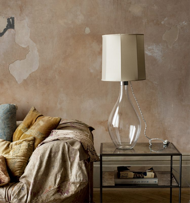Cherub Table Lamp by OCHRE