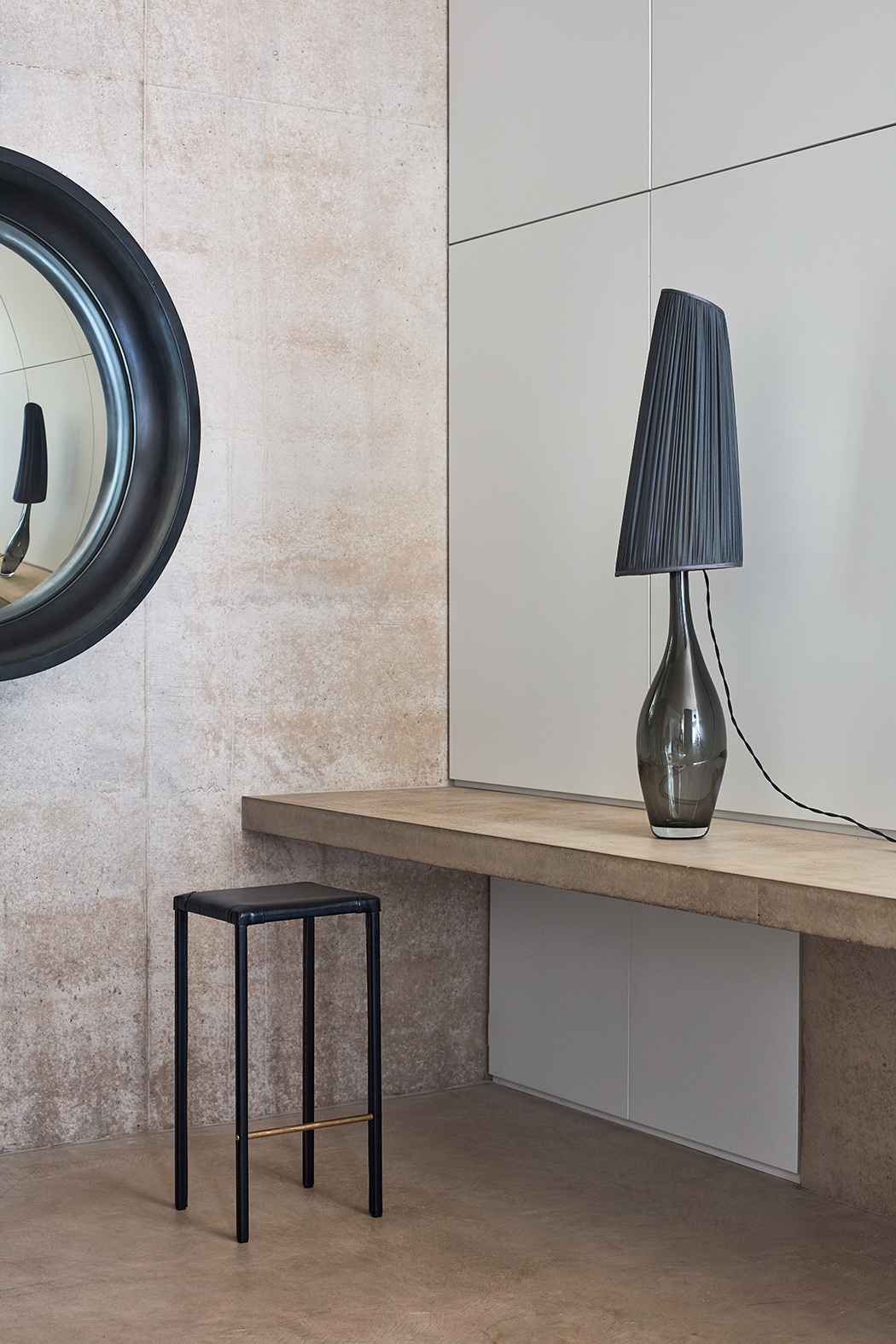 Lupin Table Lamp by Ochre