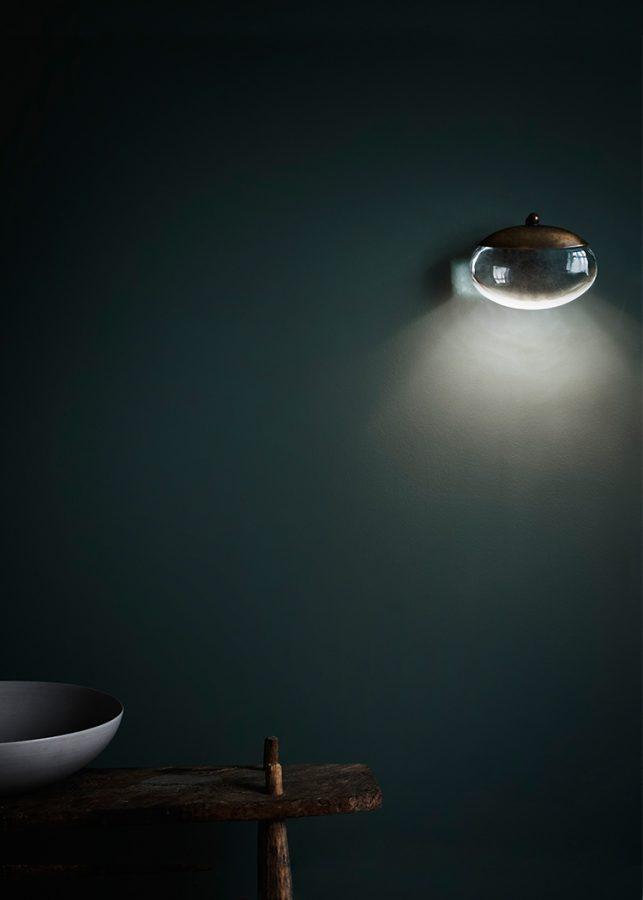 Gaia Wall Light by OCHRE