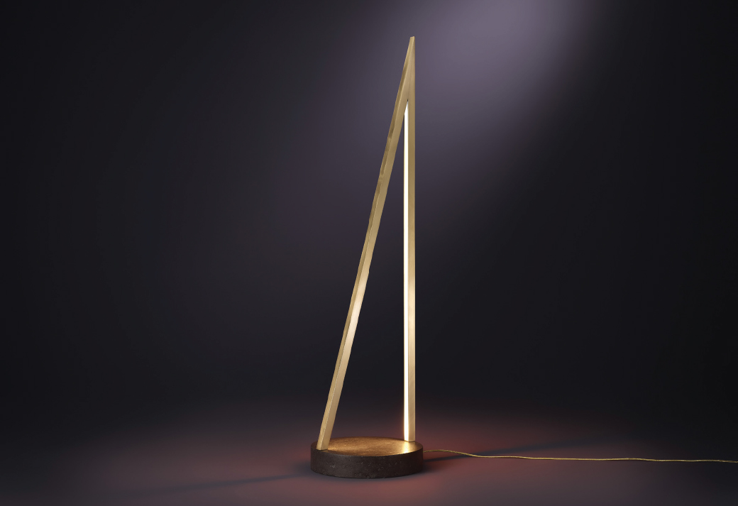 Archimedes Floor Lamp by Christopher Boots