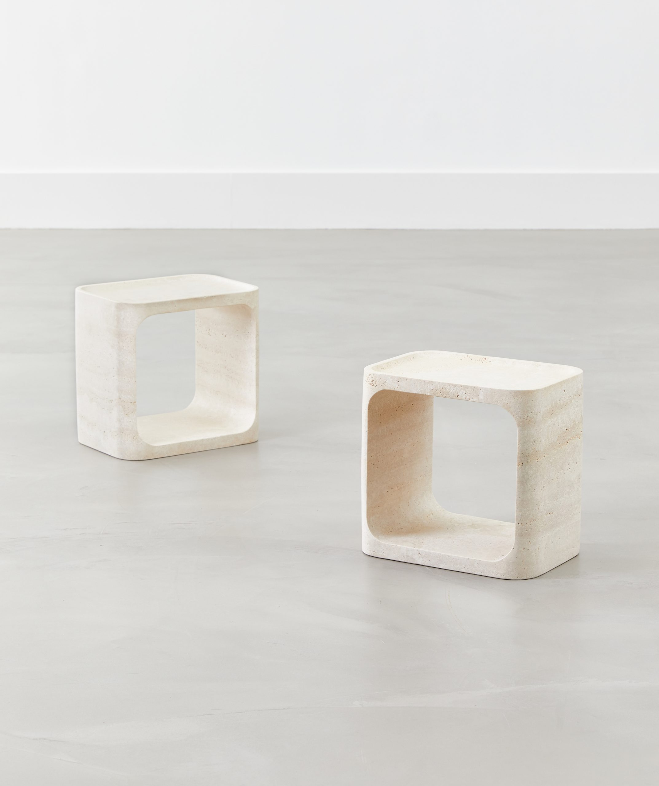 Campo Side Table by COUP STUDIO