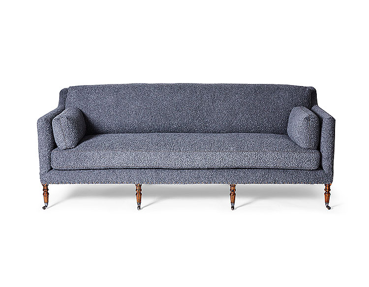 Regency Sofa, Grey by COUP STUDIO