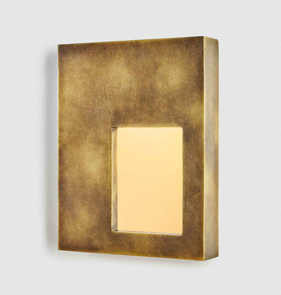 Portal Sconce – Rectangular by konekt
