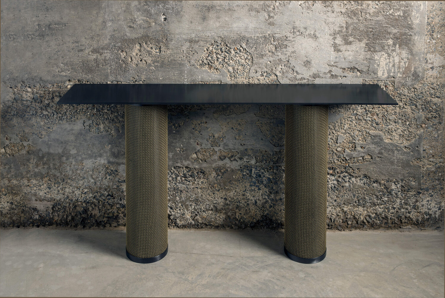Armor Console Table by konekt
