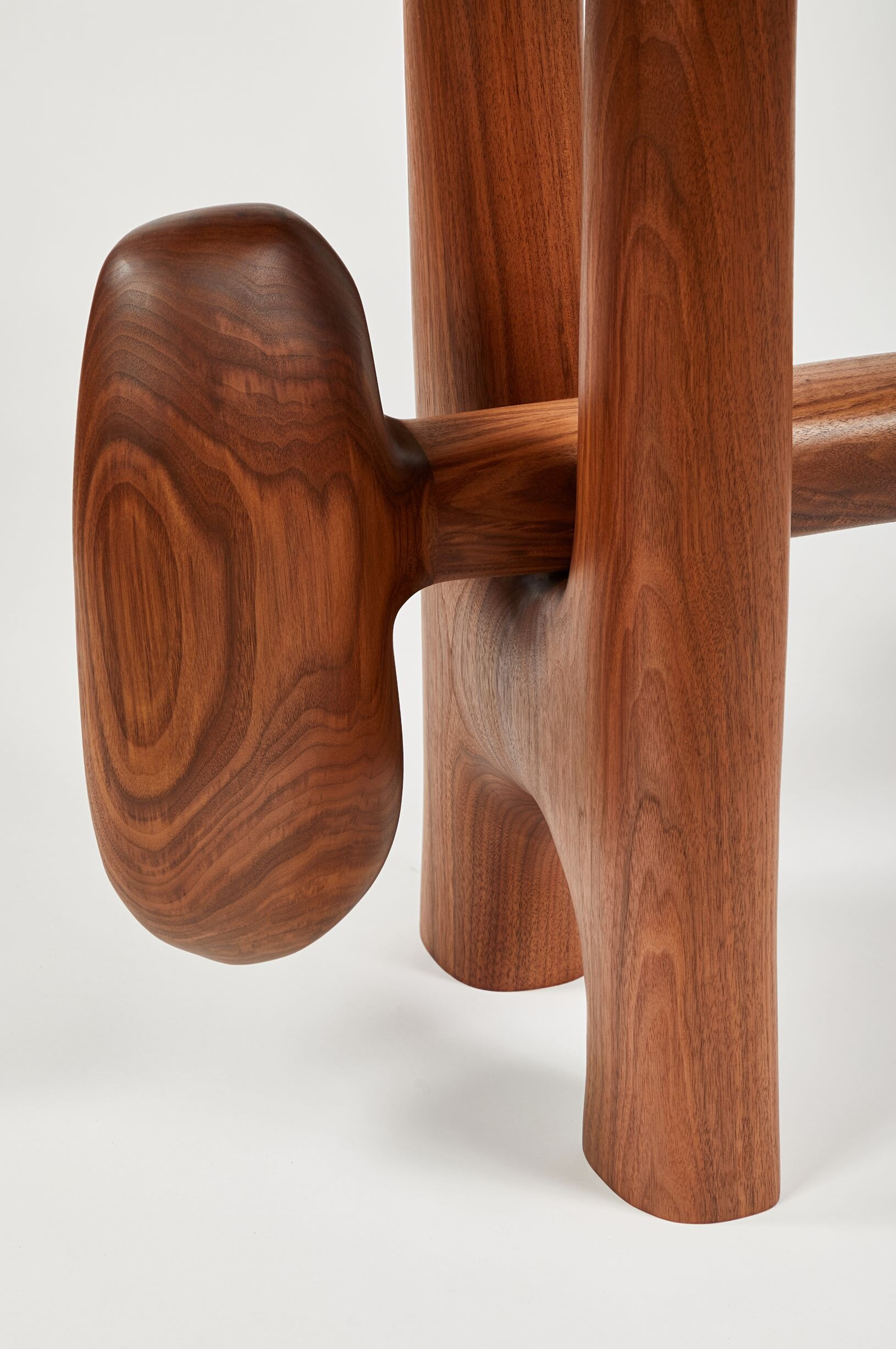 0044 Sculptural Console Table by Casey McCafferty