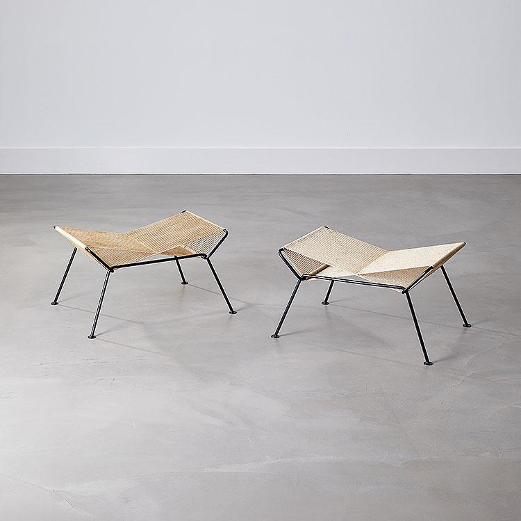 Pair of Stringa Benches