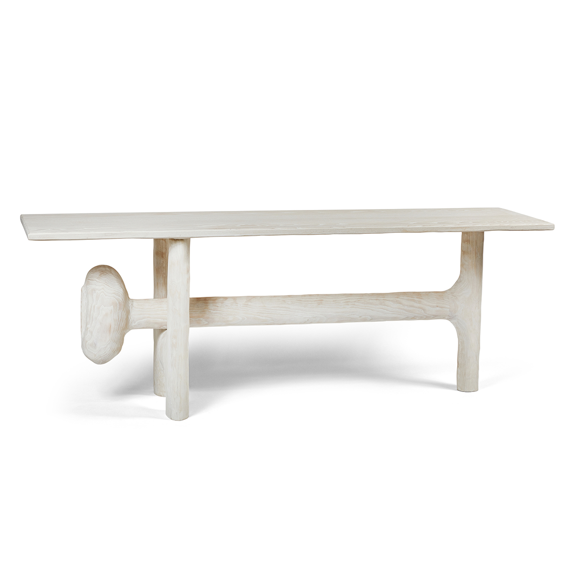004 Sculptural Console Table by Casey McCafferty