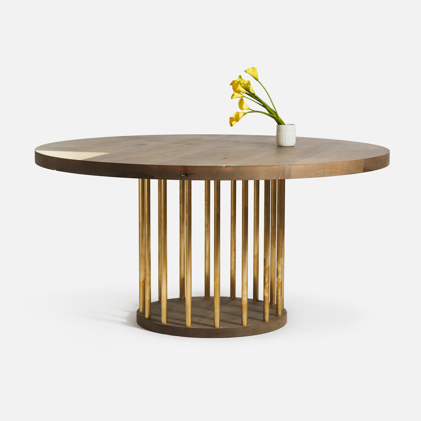 Bone Dining Table by Casey McCafferty