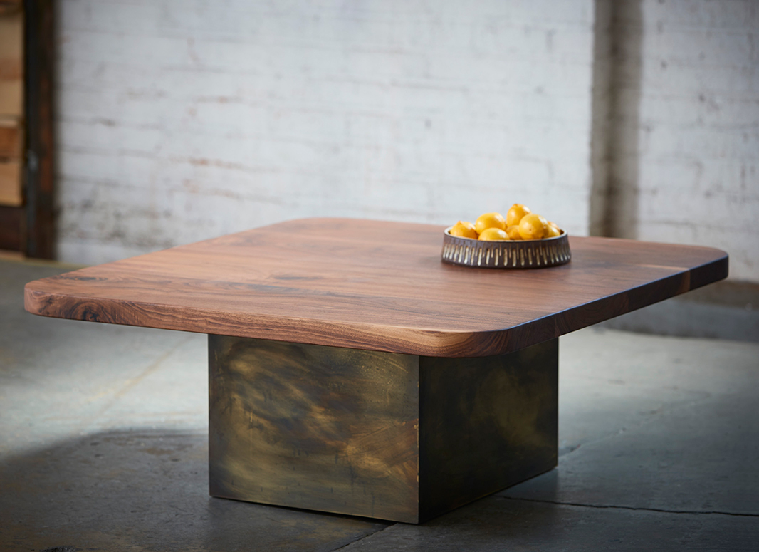 Latigo Cocktail Table by Casey McCafferty