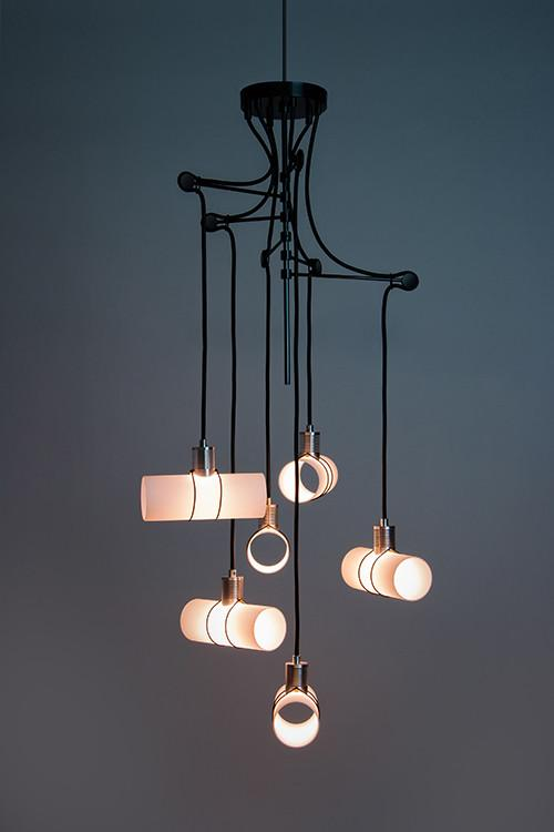 875 Pendant Chandelier by Gentner