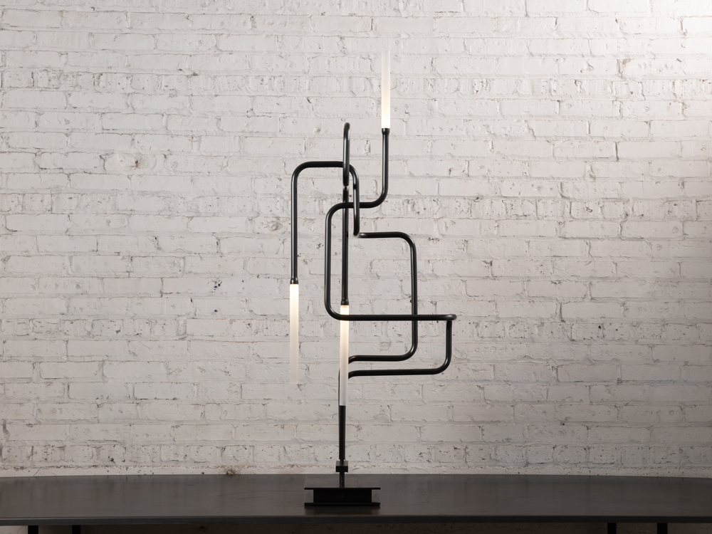 Canal Table Lamp by Gentner