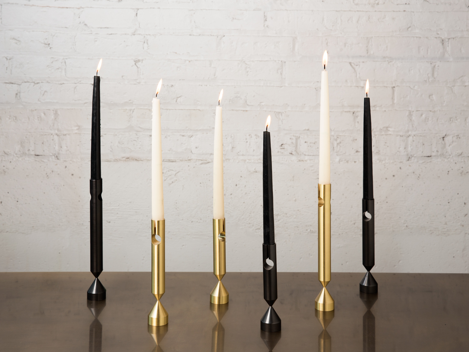 Pillar Candlestick by Gentner