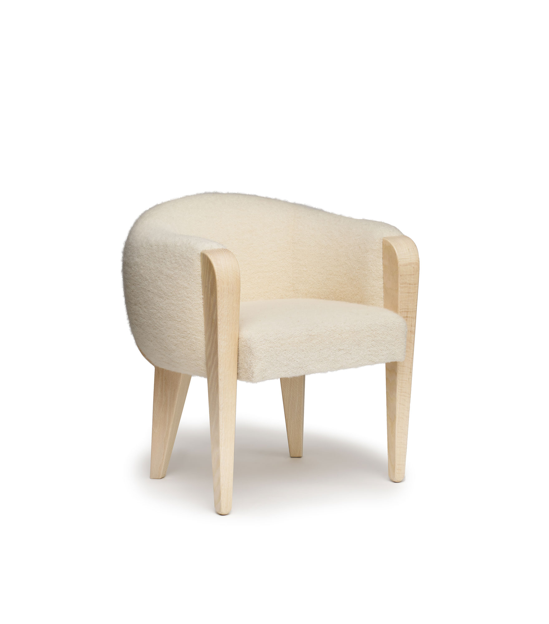 Eleor Dining Chair by Jean De Merry