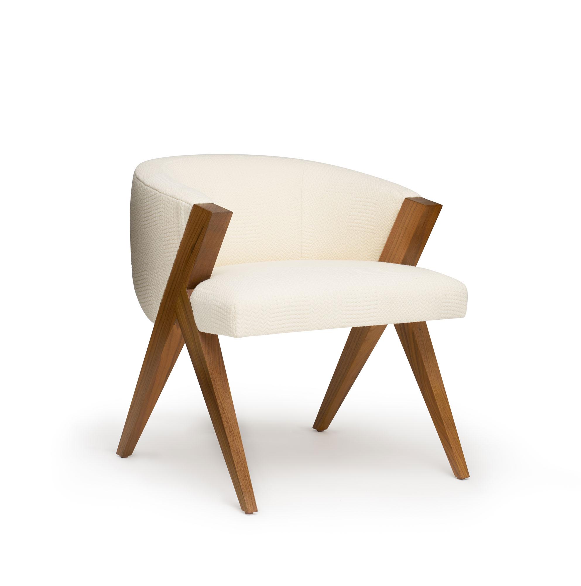 Ellan Dining Arm Chair by Jean De Merry