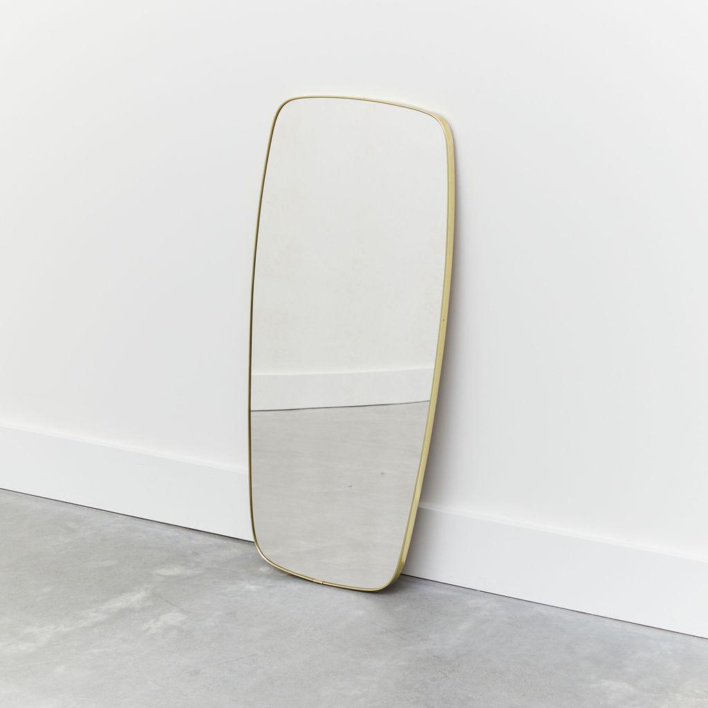 Alluminio Dorato Mirror
