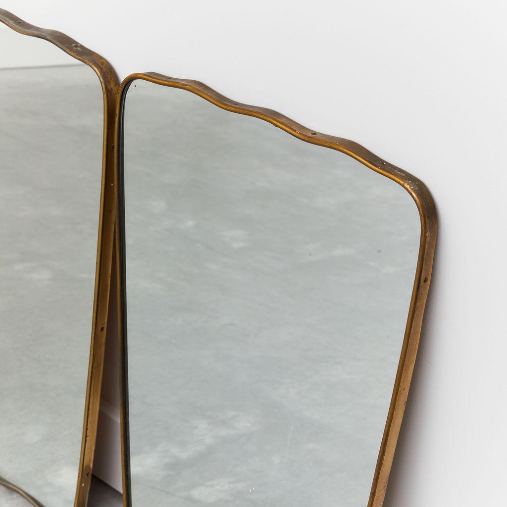 Pair of Spalla Mirrors
