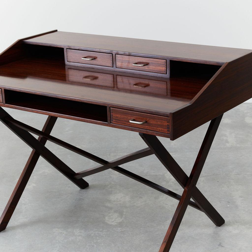 Rosewood Deskby Gianfranco Frattini